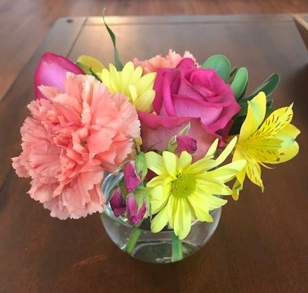 Big Flowers, LittleApartment